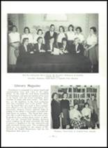 1957 Mary Institute Yearbook Page 82 & 83