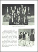 1957 Mary Institute Yearbook Page 84 & 85
