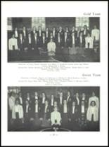 1957 Mary Institute Yearbook Page 90 & 91