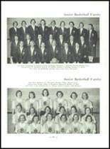 1957 Mary Institute Yearbook Page 92 & 93