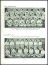 1957 Mary Institute Yearbook Page 94 & 95
