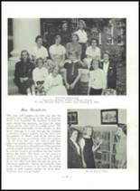 1957 Mary Institute Yearbook Page 98 & 99