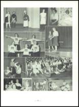 1957 Mary Institute Yearbook Page 142 & 143