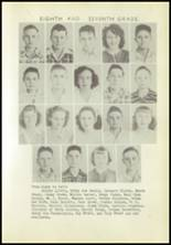 1949 Causey High School Yearbook Page 56 & 57