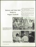 1977 Talladega Academy Yearbook Page 38 & 39
