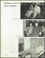 1977 Talladega Academy Yearbook Page 100 & 101