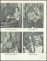 1977 Talladega Academy Yearbook Page 106 & 107