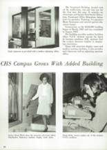 1968 Caprock High School Yearbook Page 28 & 29