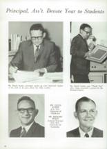 1968 Caprock High School Yearbook Page 40 & 41