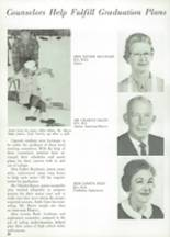 1968 Caprock High School Yearbook Page 42 & 43