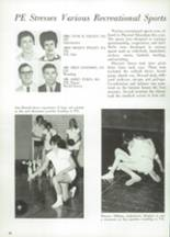 1968 Caprock High School Yearbook Page 52 & 53
