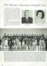 1968 Caprock High School Yearbook Page 62 & 63