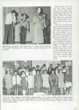 1968 Caprock High School Yearbook Page 72 & 73