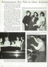 1968 Caprock High School Yearbook Page 98 & 99
