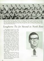 1968 Caprock High School Yearbook Page 104 & 105