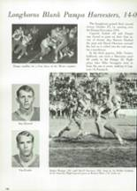 1968 Caprock High School Yearbook Page 110 & 111