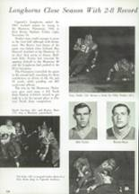 1968 Caprock High School Yearbook Page 112 & 113