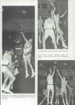 1968 Caprock High School Yearbook Page 116 & 117