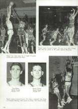 1968 Caprock High School Yearbook Page 118 & 119