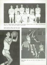 1968 Caprock High School Yearbook Page 124 & 125