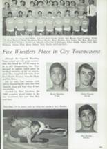 1968 Caprock High School Yearbook Page 128 & 129