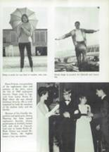 1968 Caprock High School Yearbook Page 158 & 159