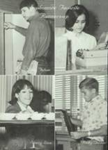 1968 Caprock High School Yearbook Page 164 & 165
