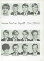 1968 Caprock High School Yearbook Page 178 & 179