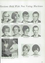 1968 Caprock High School Yearbook Page 180 & 181