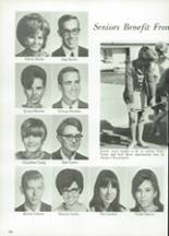 1968 Caprock High School Yearbook Page 182 & 183