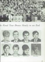 1968 Caprock High School Yearbook Page 184 & 185