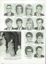 1968 Caprock High School Yearbook Page 186 & 187