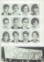 1968 Caprock High School Yearbook Page 188 & 189