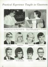 1968 Caprock High School Yearbook Page 190 & 191
