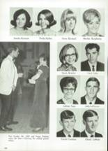 1968 Caprock High School Yearbook Page 192 & 193