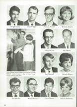 1968 Caprock High School Yearbook Page 194 & 195