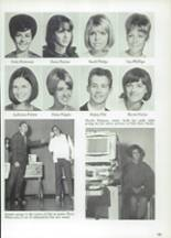 1968 Caprock High School Yearbook Page 196 & 197