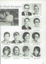 1968 Caprock High School Yearbook Page 198 & 199