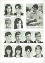 1968 Caprock High School Yearbook Page 200 & 201