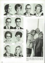 1968 Caprock High School Yearbook Page 204 & 205