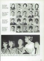 1968 Caprock High School Yearbook Page 208 & 209