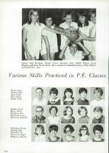 1968 Caprock High School Yearbook Page 214 & 215