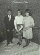 1968 Caprock High School Yearbook Page 222 & 223
