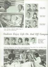 1968 Caprock High School Yearbook Page 230 & 231