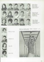 1968 Caprock High School Yearbook Page 234 & 235
