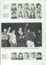 1968 Caprock High School Yearbook Page 238 & 239