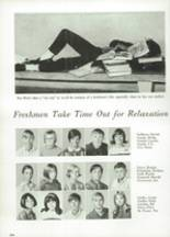 1968 Caprock High School Yearbook Page 242 & 243