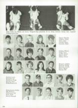 1968 Caprock High School Yearbook Page 244 & 245