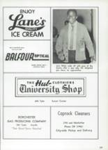 1968 Caprock High School Yearbook Page 262 & 263