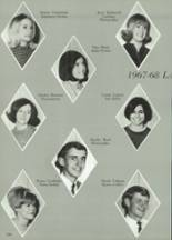 1968 Caprock High School Yearbook Page 282 & 283